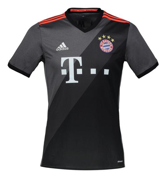 تی شرت ورزشی آستین کوتاه مردانه FC Bayern Munchen Away Replica - آدیداس