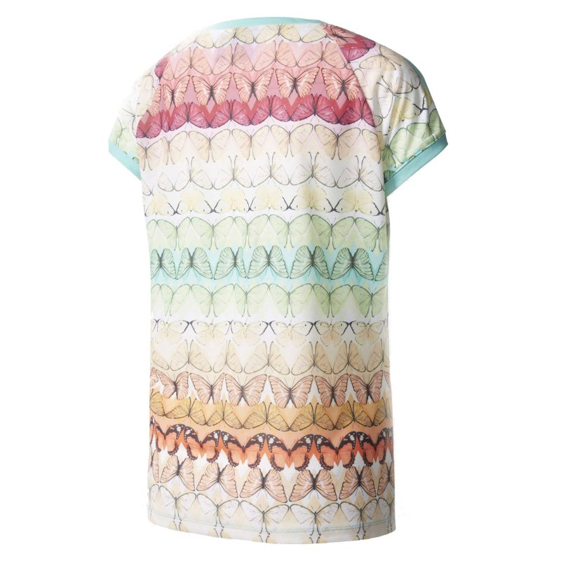 تی شرت یقه گرد زنانه Borbofresh - آدیداس