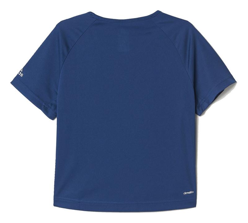 تی شرت ورزشی آستین کوتاه زنانه YG TR SLOG - آدیداس