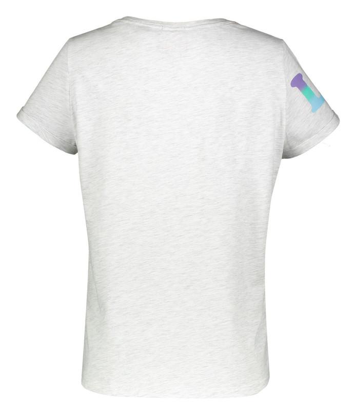 تی شرت نخی آستین کوتاه زنانه - سوپردرای