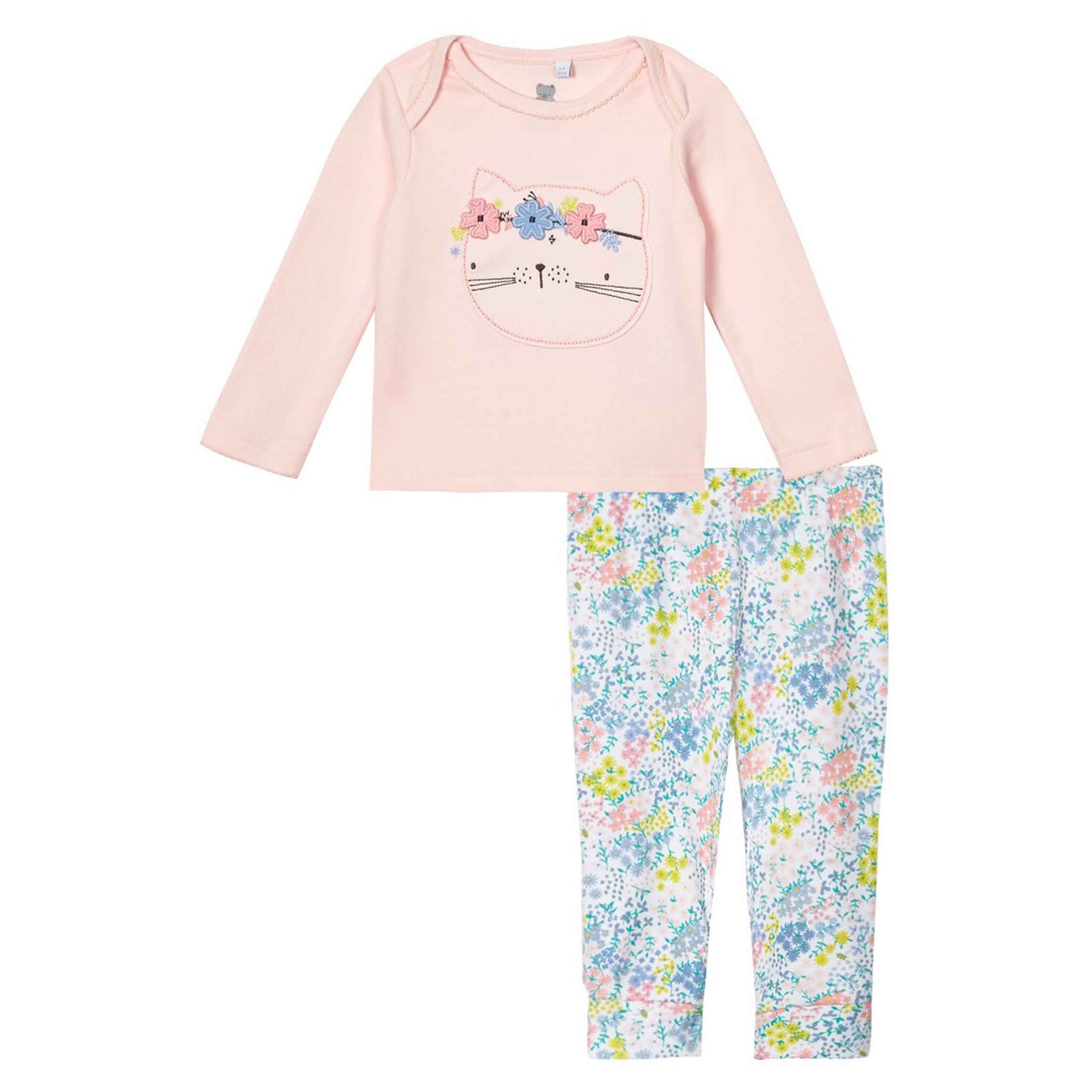 ست لباس راحتی نوزاد