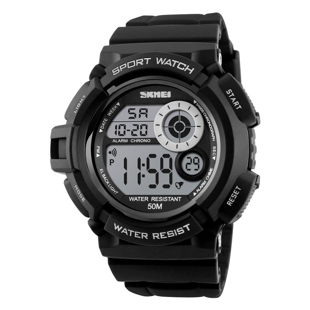 کد تخفیف                                      ساعت مچی دیجیتال مردانه اسکمی مدل 1222