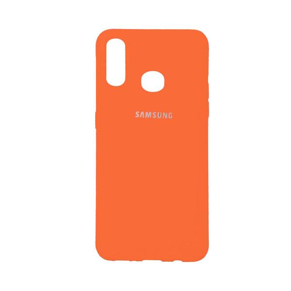 کاور مدل SILIC مناسب برای گوشی موبایل  سامسونگ  GALAXY A10 S