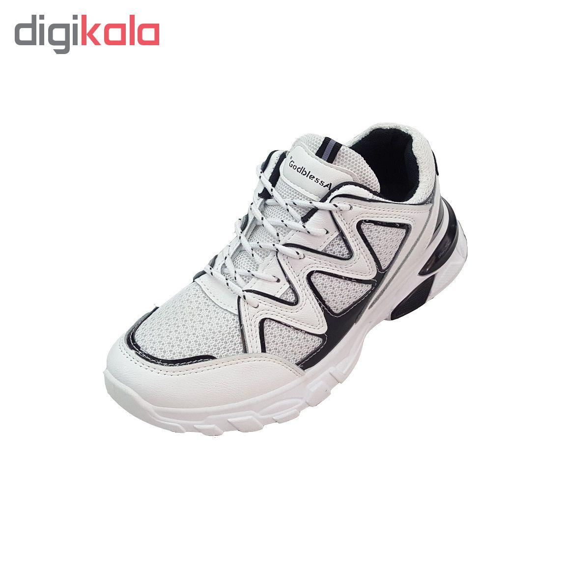 کفش مخصوص پیاده روی زنانه کد 654