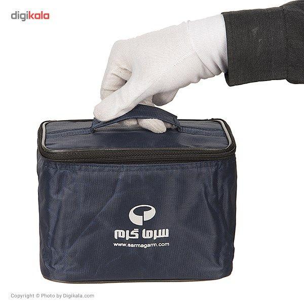 کیف عایق دار سرماگرم مدل Gole Yakh main 1 8