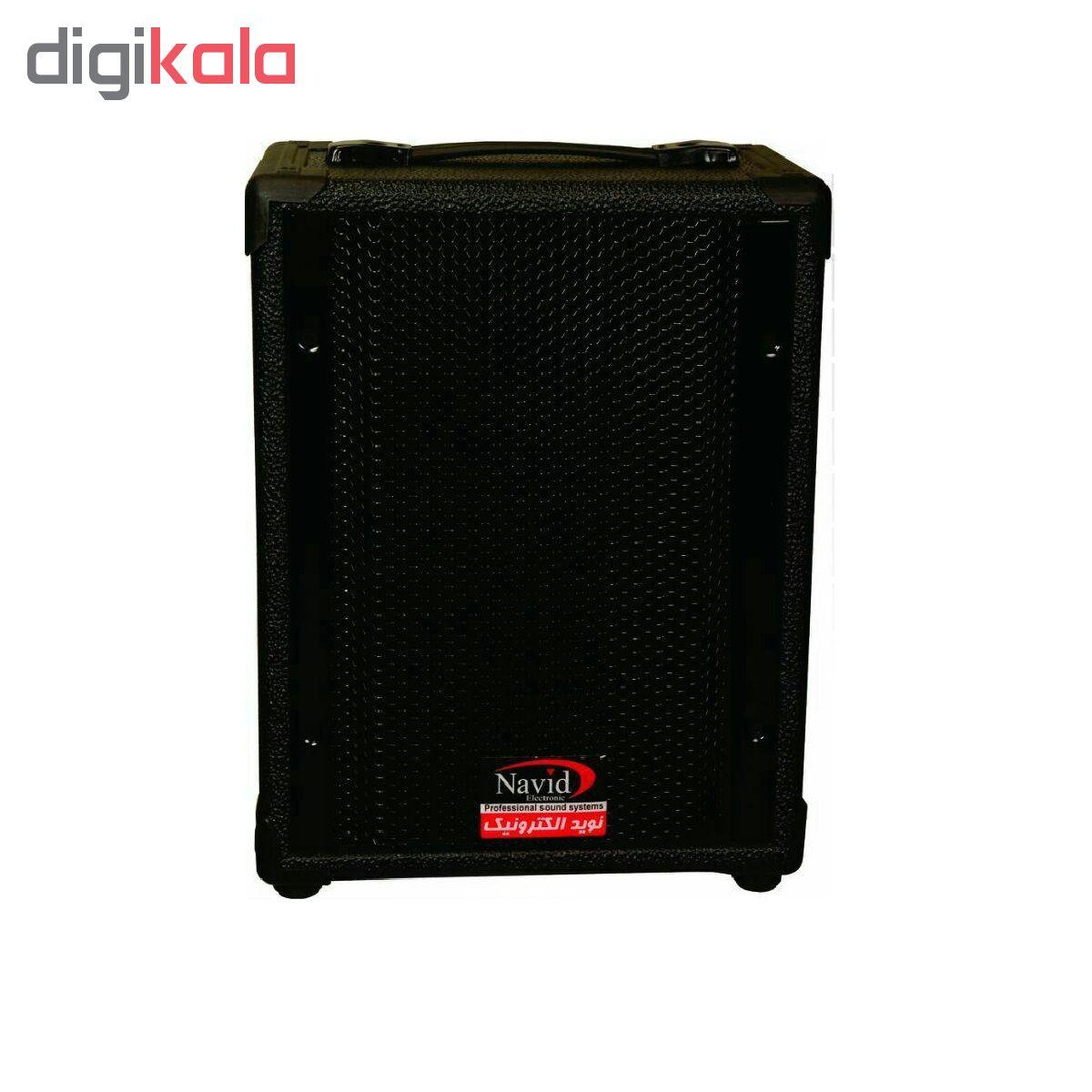 خرید اینترنتی اکو آمپلی فایر نوید الکترونیک مدل PA-M624-UBR اورجینال