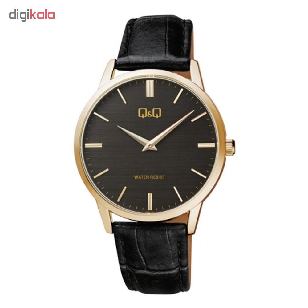 ساعت مچی  مردانه کیو اند کیو مدل qb32j102y              اصل