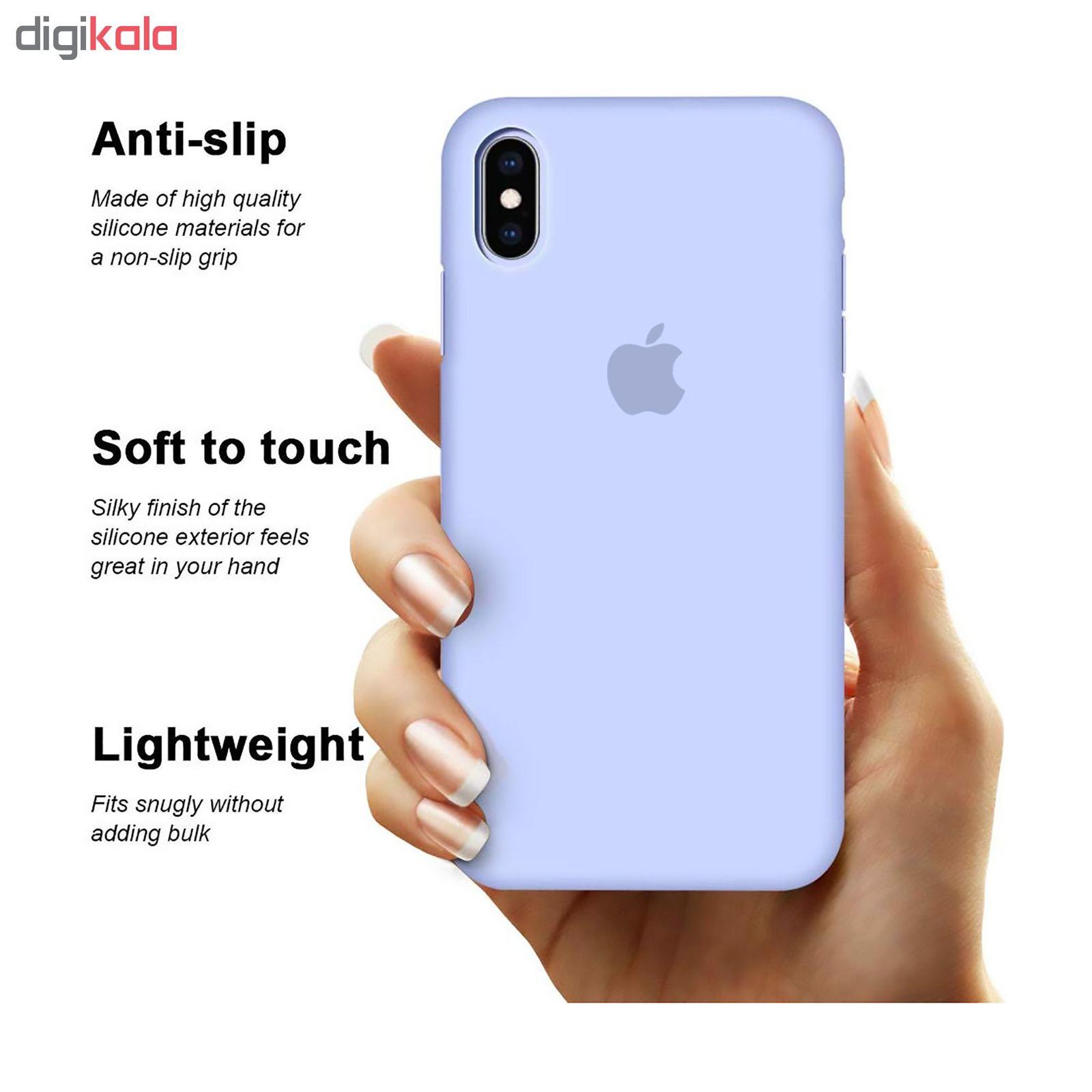 کاور  مدل Silc مناسب برای گوشی موبایل اپل Iphone Xs max main 1 13