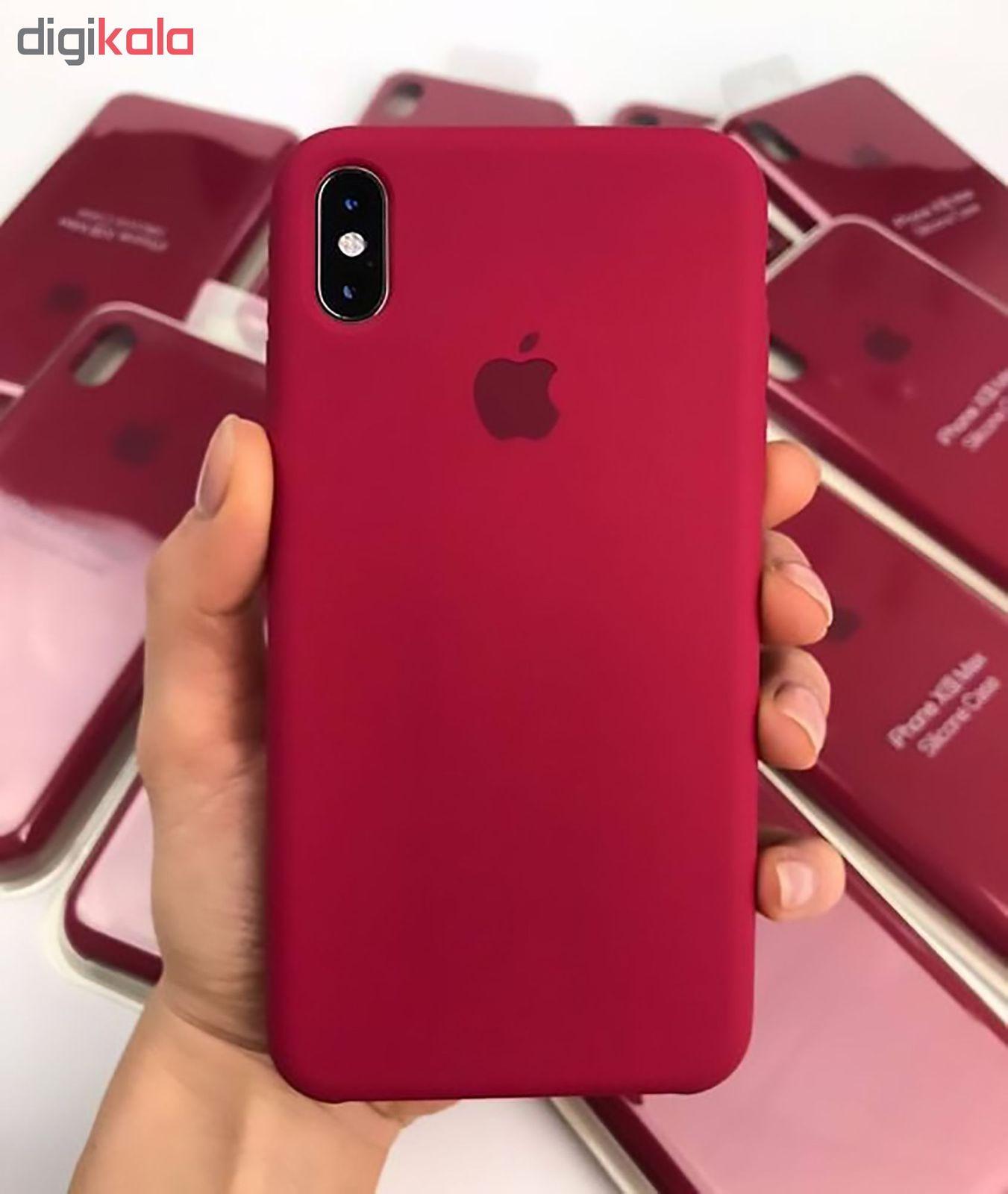 کاور  مدل Silc مناسب برای گوشی موبایل اپل Iphone Xs max main 1 16