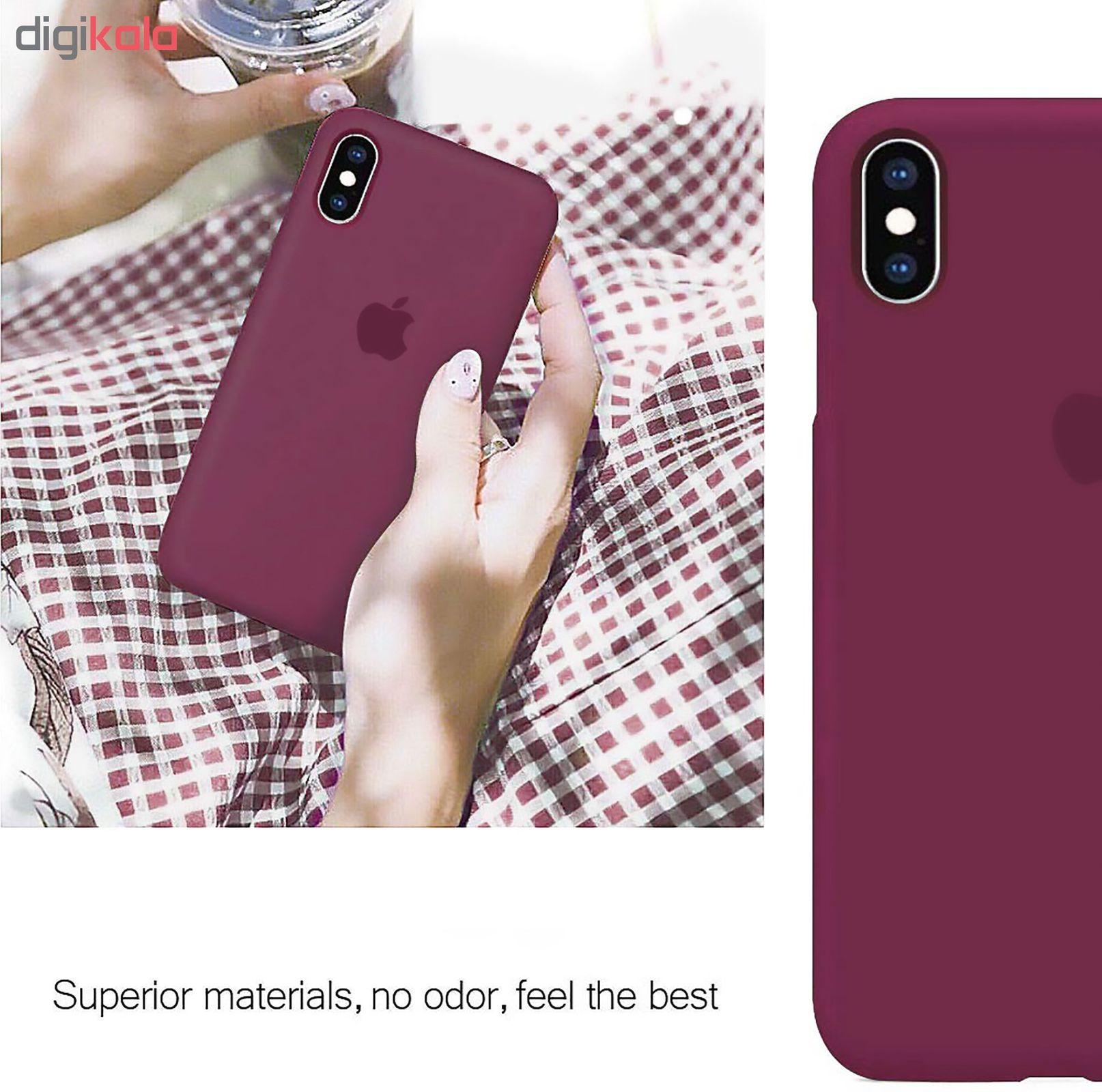 کاور  مدل Silc مناسب برای گوشی موبایل اپل Iphone Xs max main 1 20