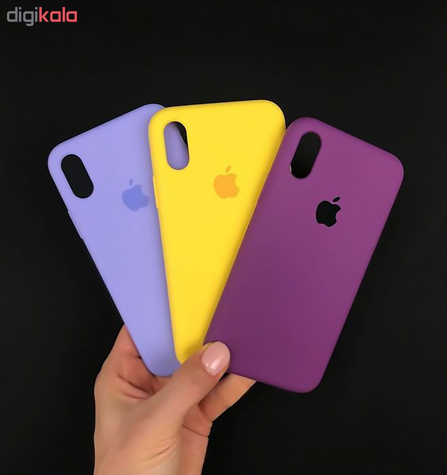 کاور  مدل Silc مناسب برای گوشی موبایل اپل Iphone Xs max main 1 21