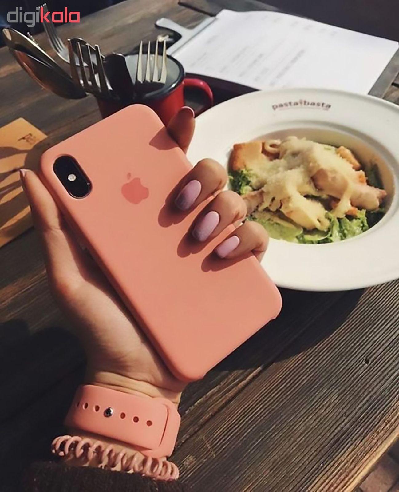 کاور  مدل Silc مناسب برای گوشی موبایل اپل Iphone Xs max main 1 31