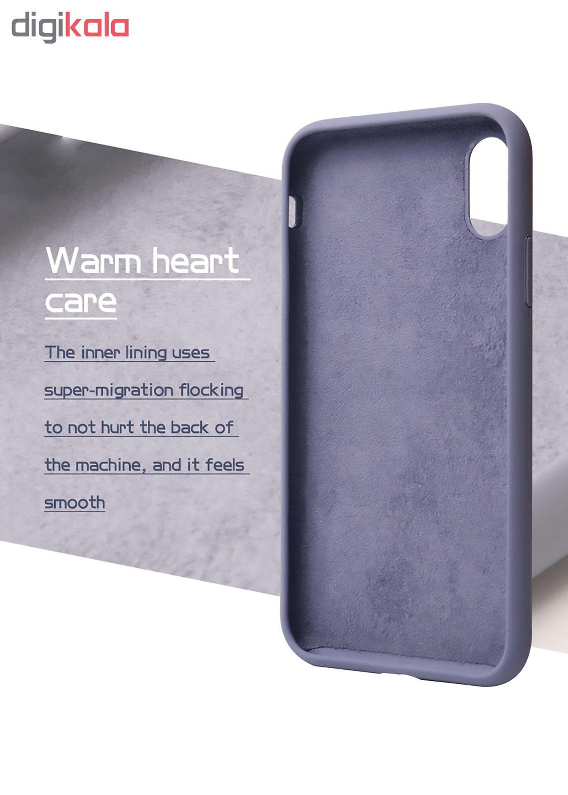 کاور  مدل Silc مناسب برای گوشی موبایل اپل Iphone Xs max main 1 34