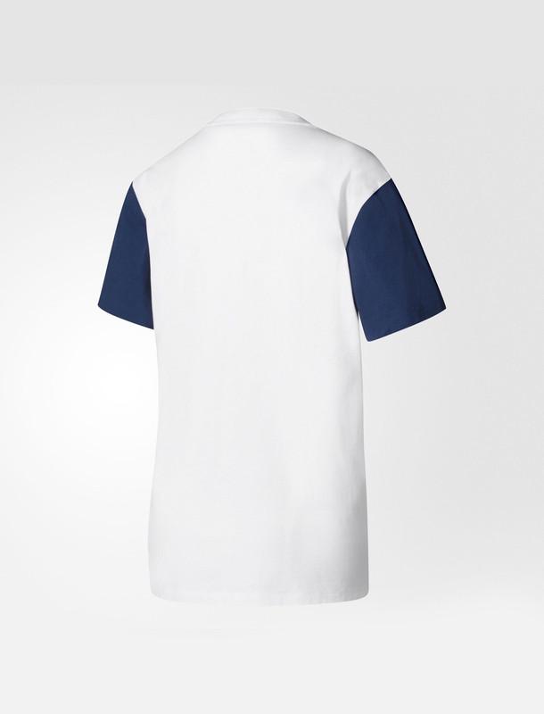 تی شرت یقه گرد زنانه Trefoil BF - آدیداس