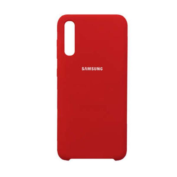 کاور مدل SILIC مناسب برای گوشی موبایل سامسونگ GALAXY A70