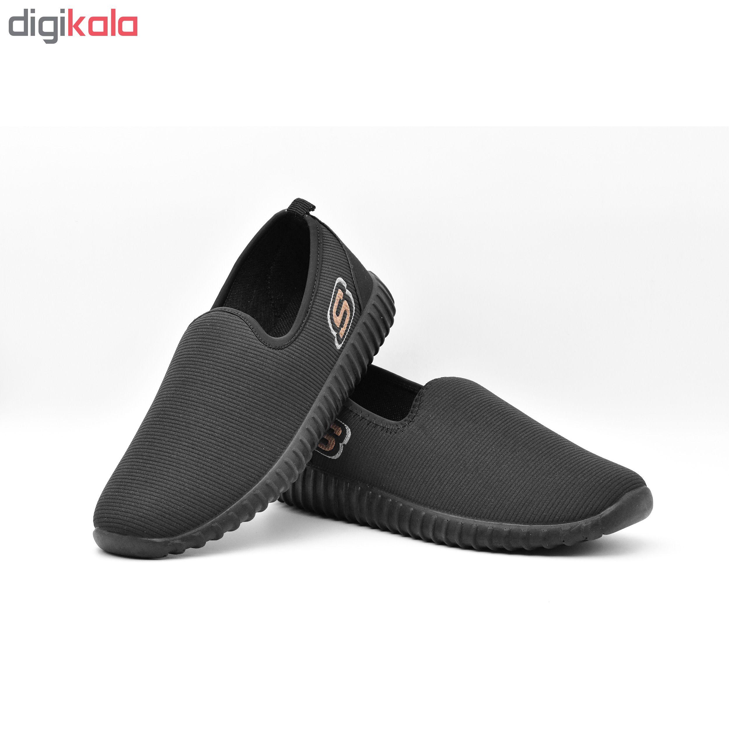 کفش راحتی مردانه اسپارو مدل صحرا کد 5725