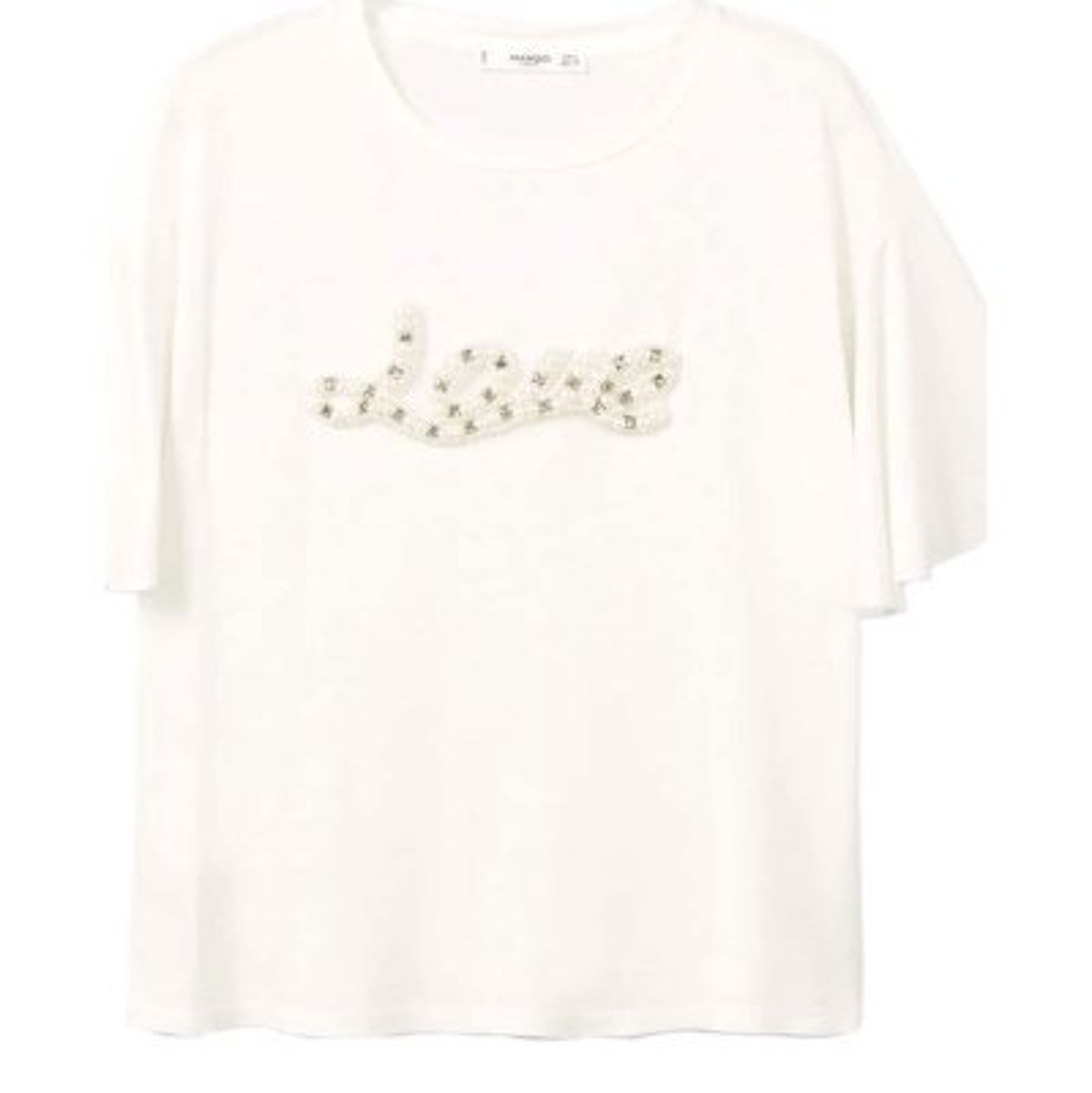 Photo of تی شرت ویسکوز یقه گرد زنانه – مانگو