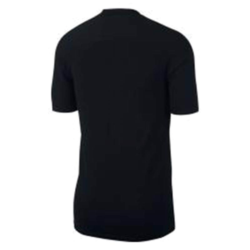 تی شرت نخی یقه گرد مردانه Tech Knit - نایکی