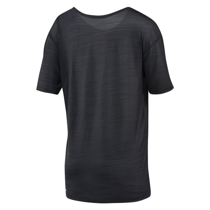 تی شرت ورزشی زنانه ACTIVCHILL Slub - ریباک