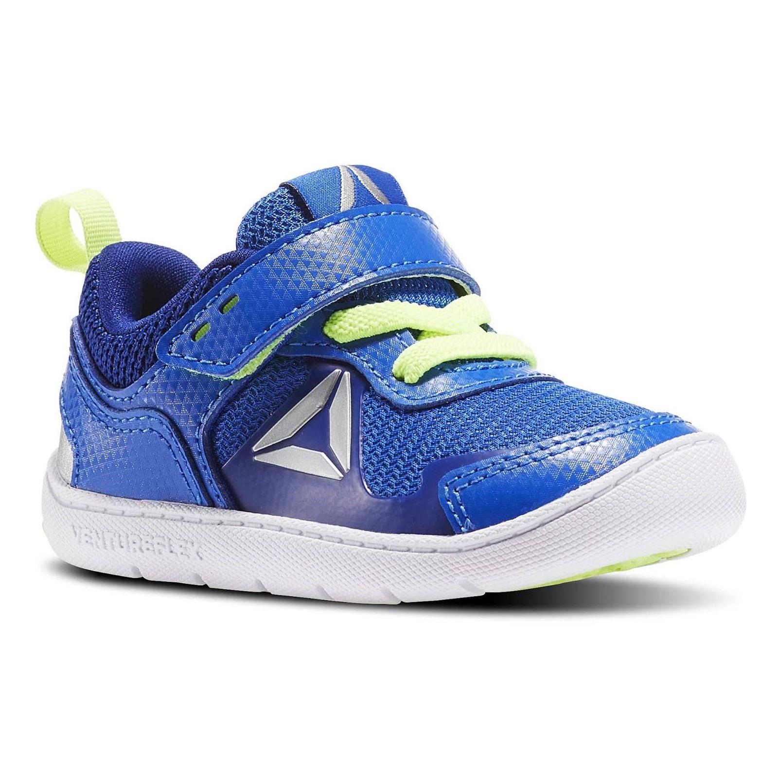 کفش دویدن چسبی نوزادی Ventureflex Stride 5-0 - ریباک - آبي - 4