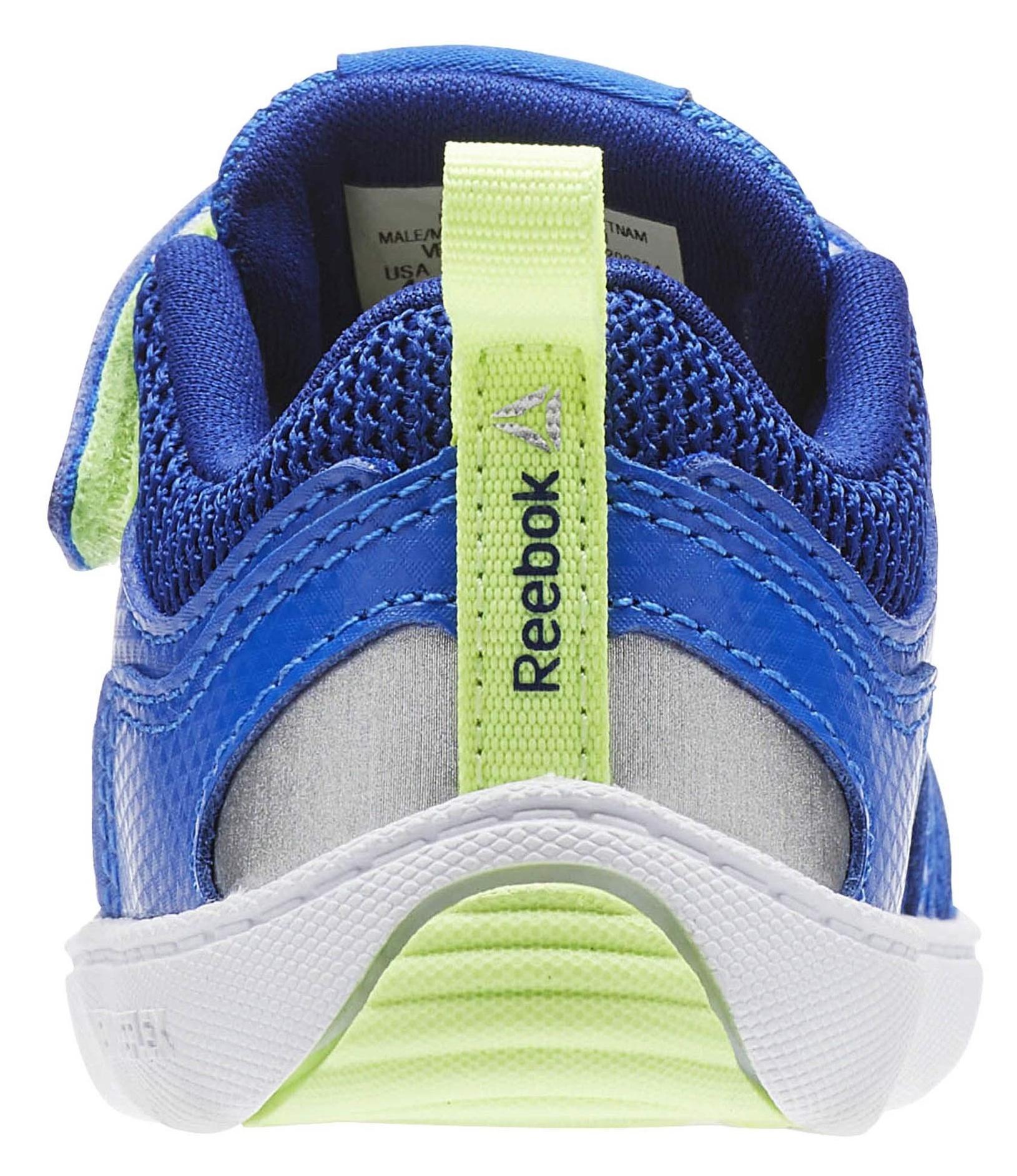 کفش دویدن چسبی نوزادی Ventureflex Stride 5-0 - ریباک - آبي - 6