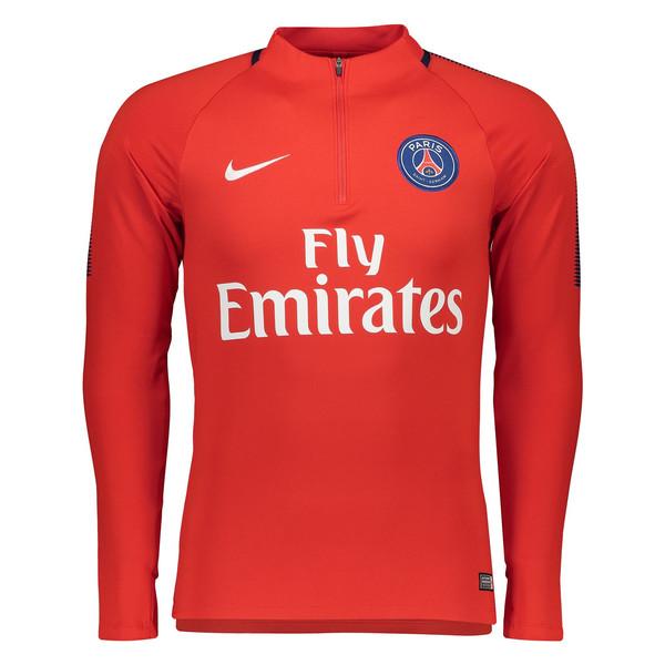 سویشرت ورزشی مردانه Paris Saint-Germain Squad Drill - نایکی