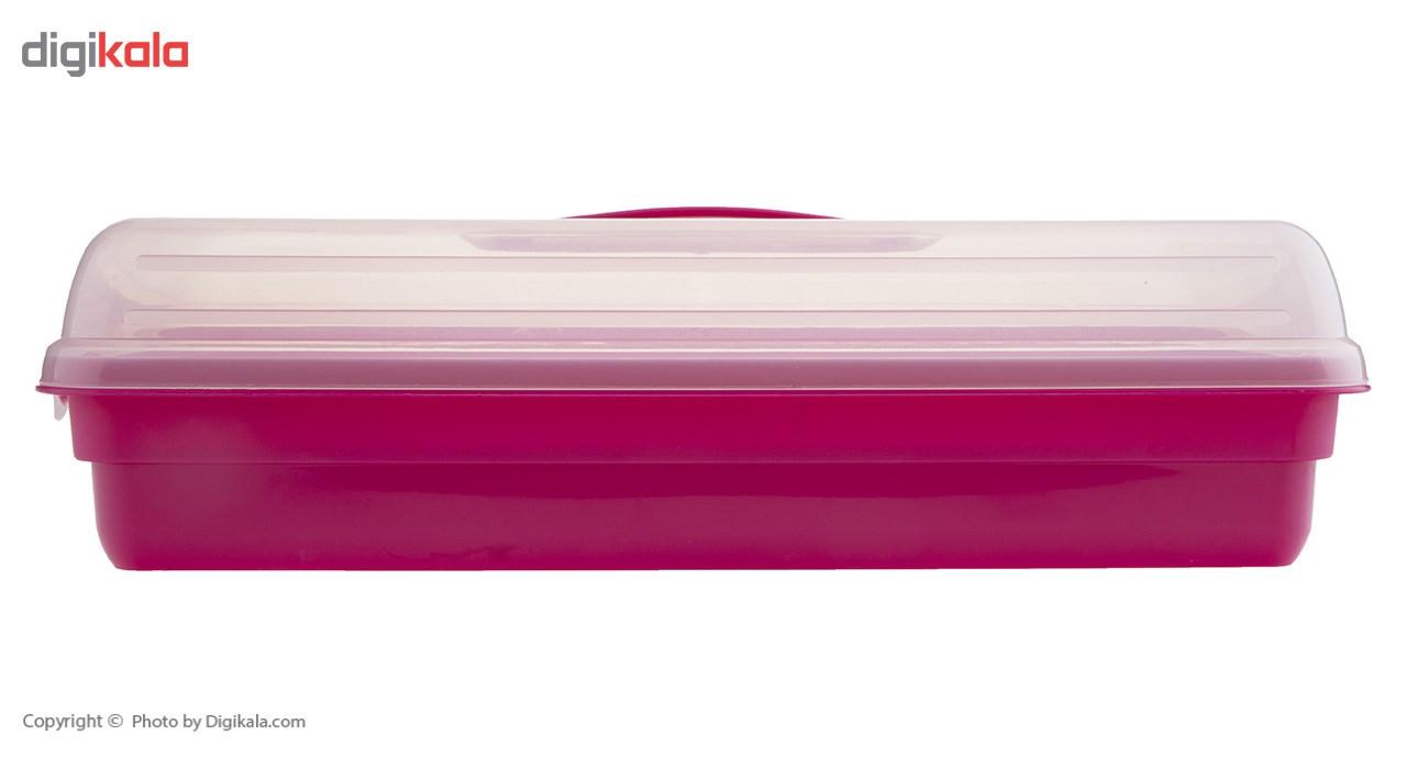 ظرف کیک کرور مدل 00415