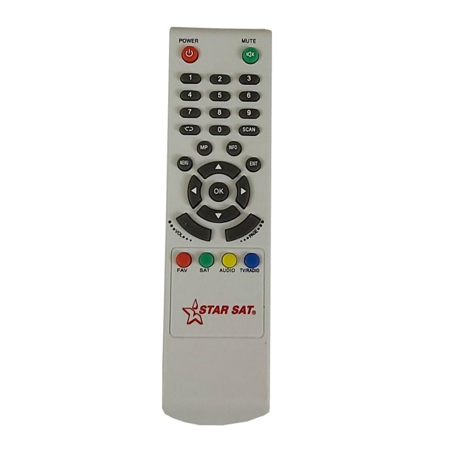 خرید اینترنتی ریموت کنترل استارست کد 01 اورجینال