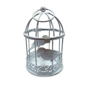 شمعدان طرح قفس پرنده