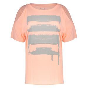 تی شرت یقه گرد زنانه - ریباک