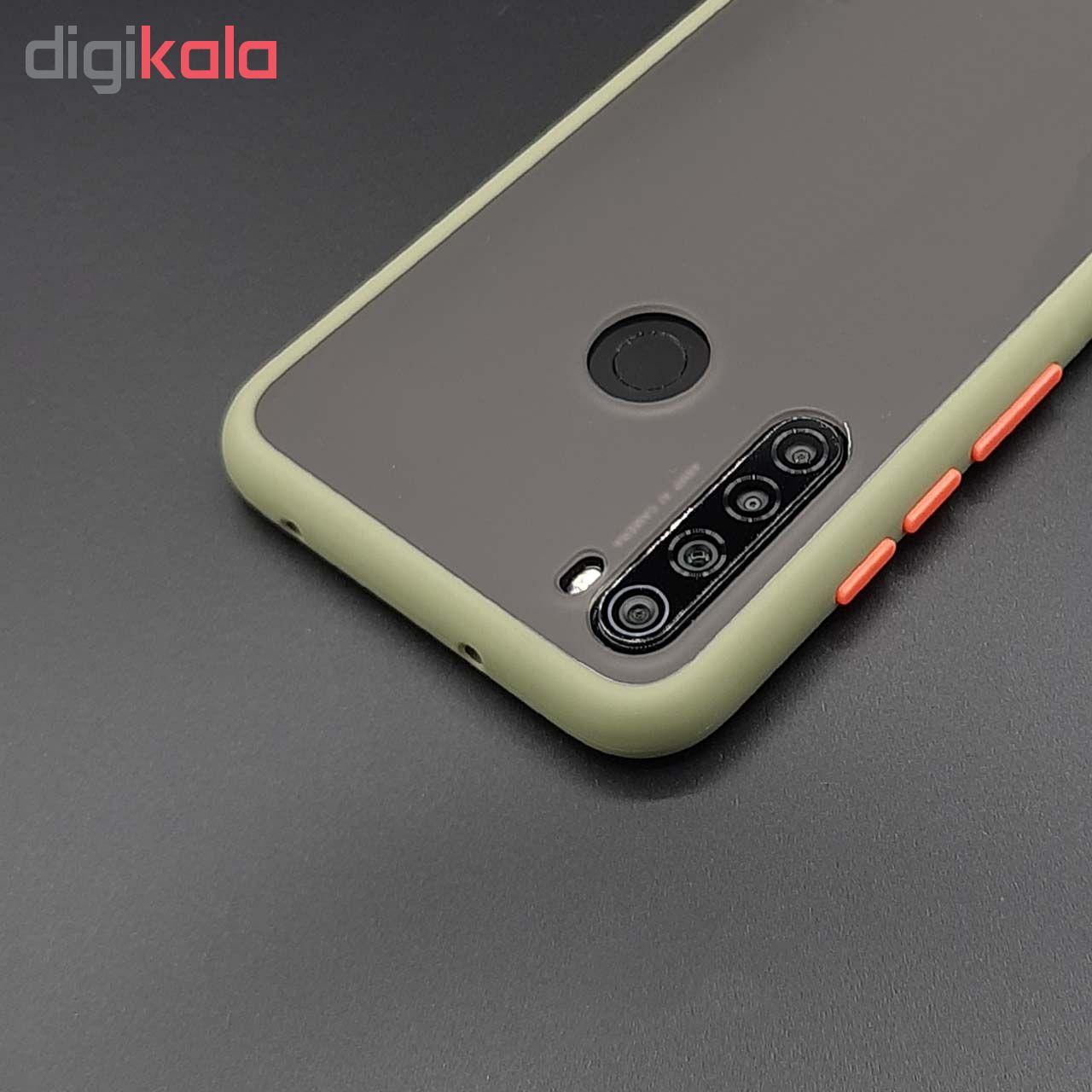 کاور کینگ پاور مدل M21 مناسب برای گوشی موبایل شیائومی Redmi Note 8 main 1 8