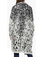 رویه طرح دار زنانه Leopard - دزیگوال - طوسي - 2