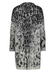 رویه طرح دار زنانه Leopard - دزیگوال - طوسي - 4