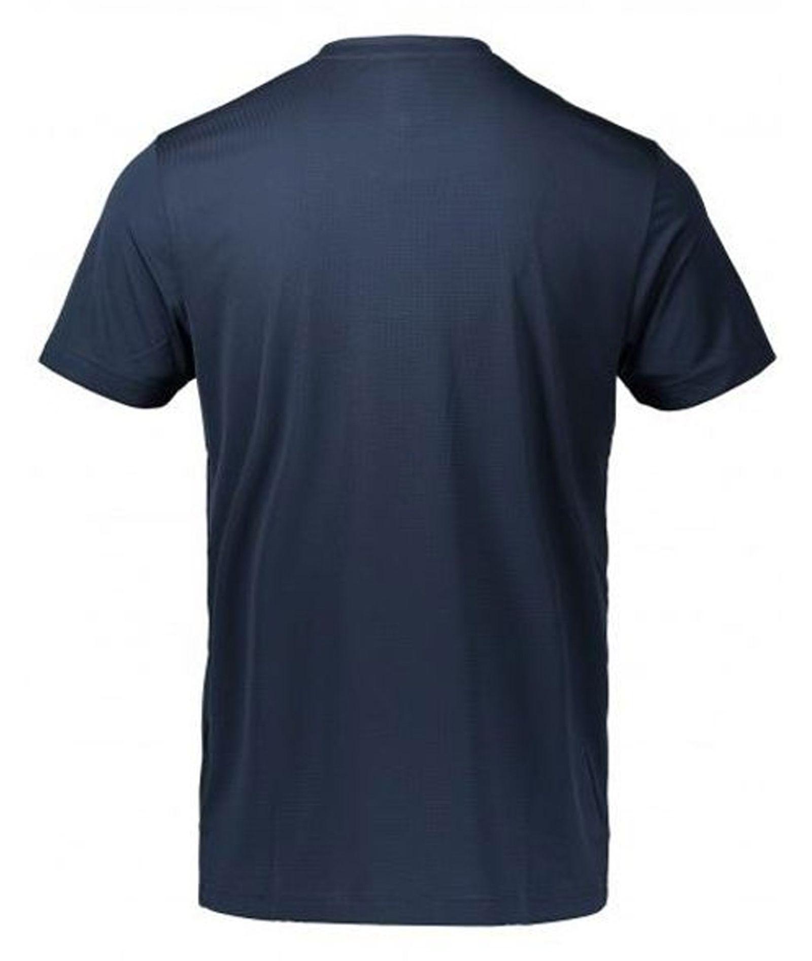 تی شرت یقه گرد مردانه Tearotech - باس - سرمه اي - 3