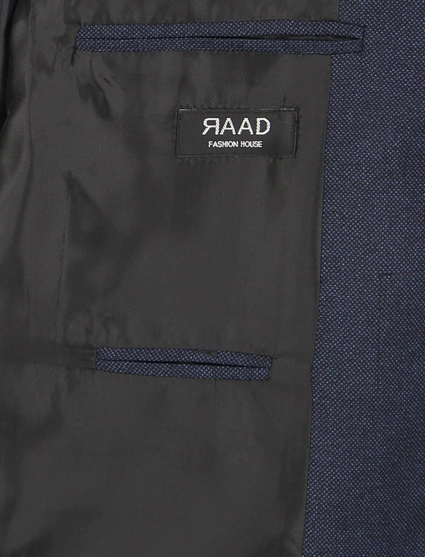 کت تک رسمی مردانه - خانه مد راد - سرمه اي - 4
