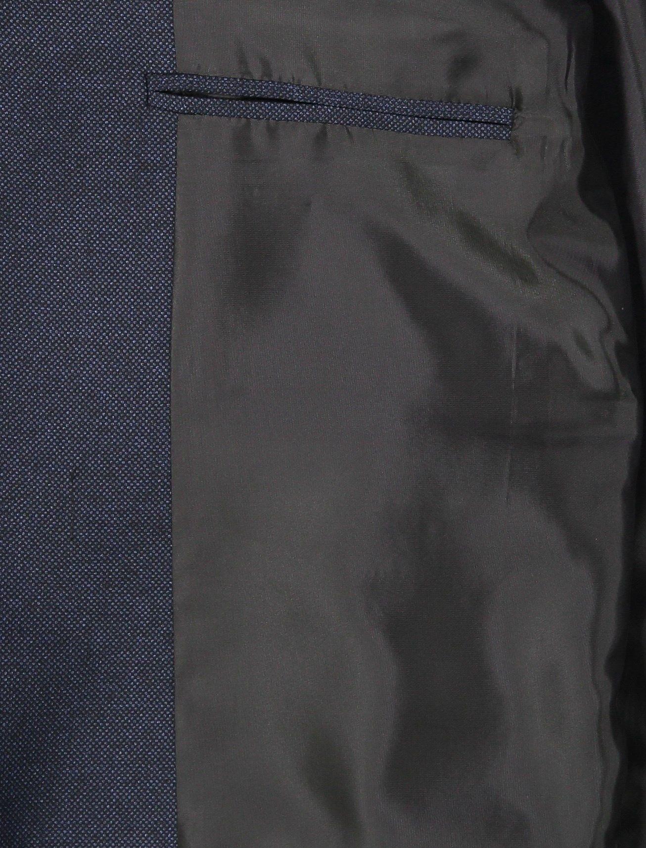 کت تک رسمی مردانه - خانه مد راد - سرمه اي - 5