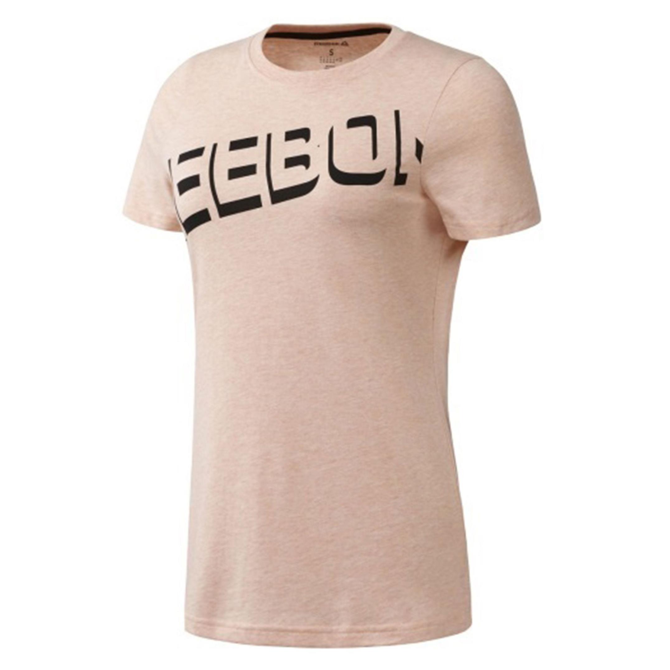 تی شرت آستین کوناه زنانه Workout Ready CS - ریباک