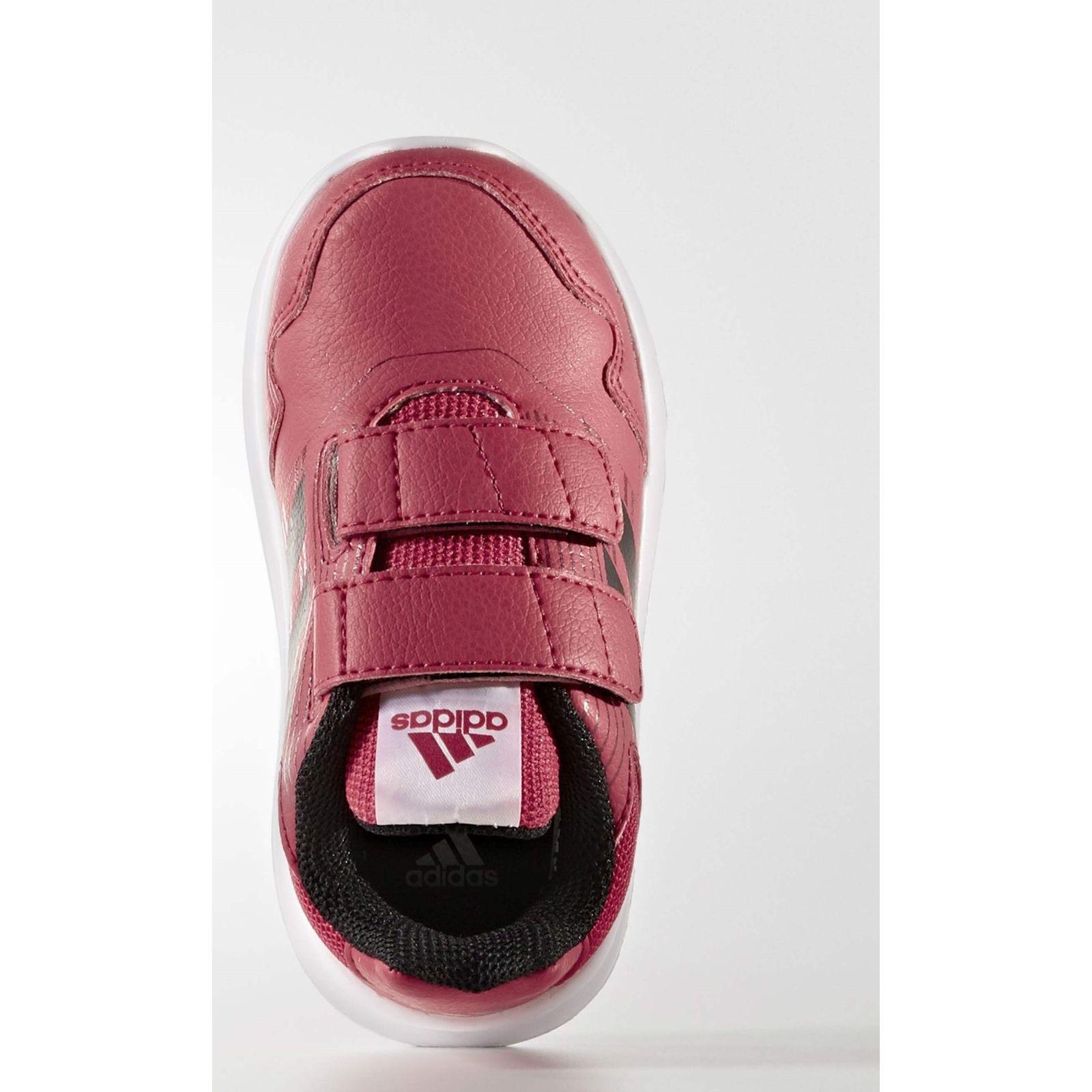 کفش دویدن چسبی بچگانه AltaRun - آدیداس - زرشکی - 2