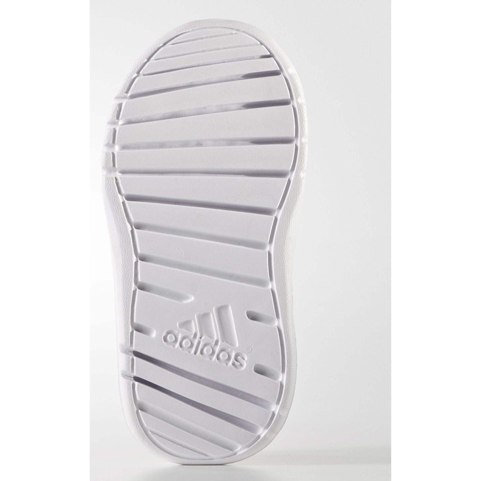 کفش دویدن چسبی بچگانه AltaRun - آدیداس - زرشکی - 4