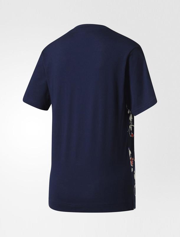 تی شرت ورزشی آستین کوتاه زنانه STELLASPORT Hula - آدیداس