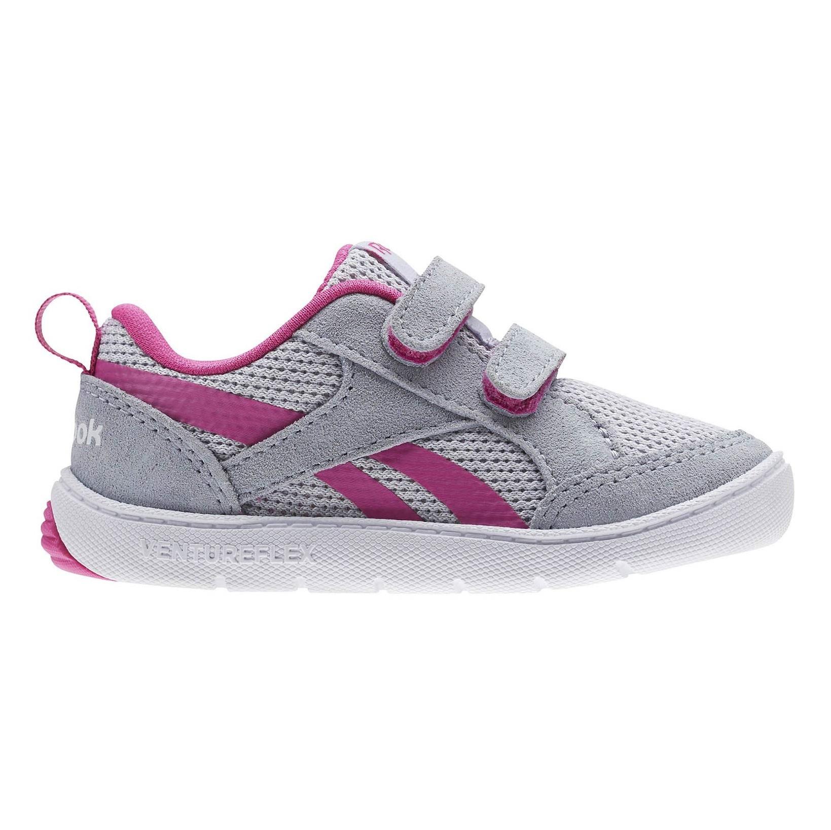 کفش پیاده روی چسبی نوزادی دخترانه Ventureflex Chase - ریباک