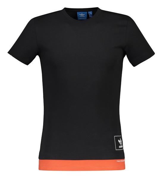تی شرت نخی یقه گرد مردانه EQT - آدیداس