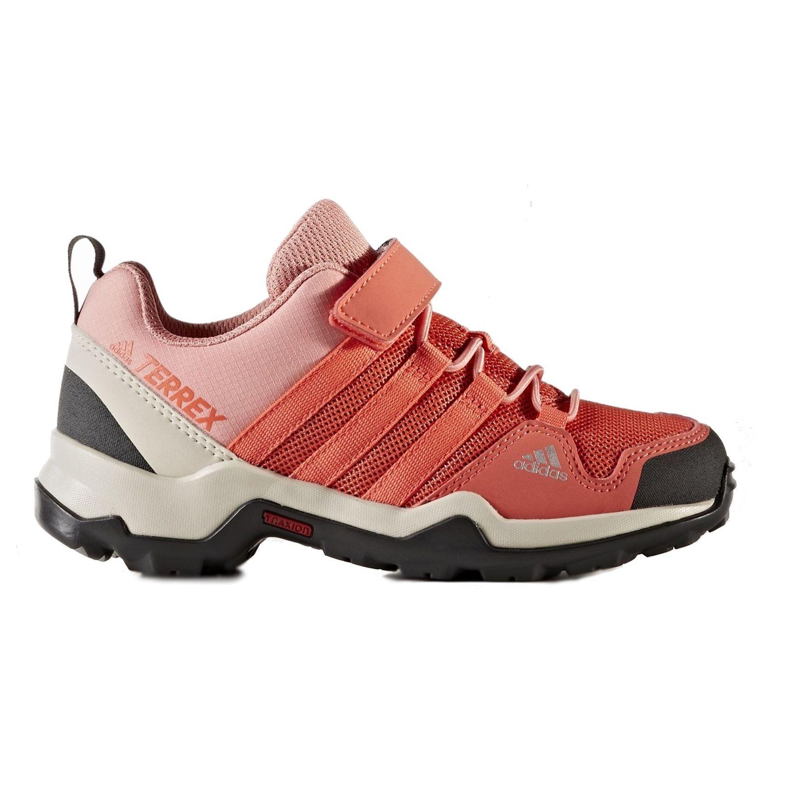 کفش طبیعت گردی بندی دخترانه TERREX AX2R - آدیداس - مرجاني - 1