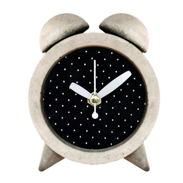 ساعت رومیزی بتنی مدل M-c05