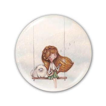 پیکسل طرح دختر کد 14972