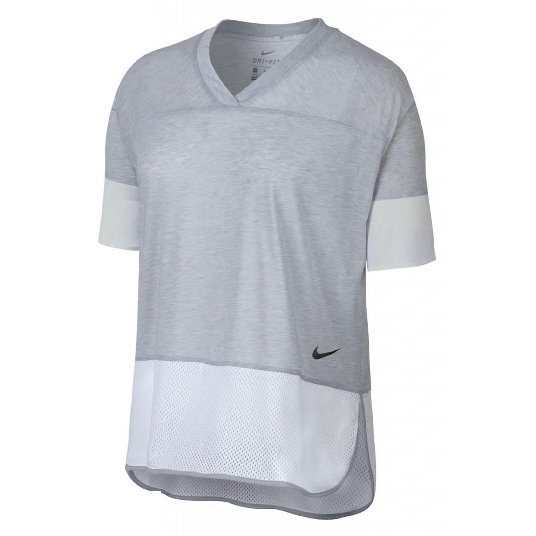 تی شرت ورزشی نخی زنانه - نایکی