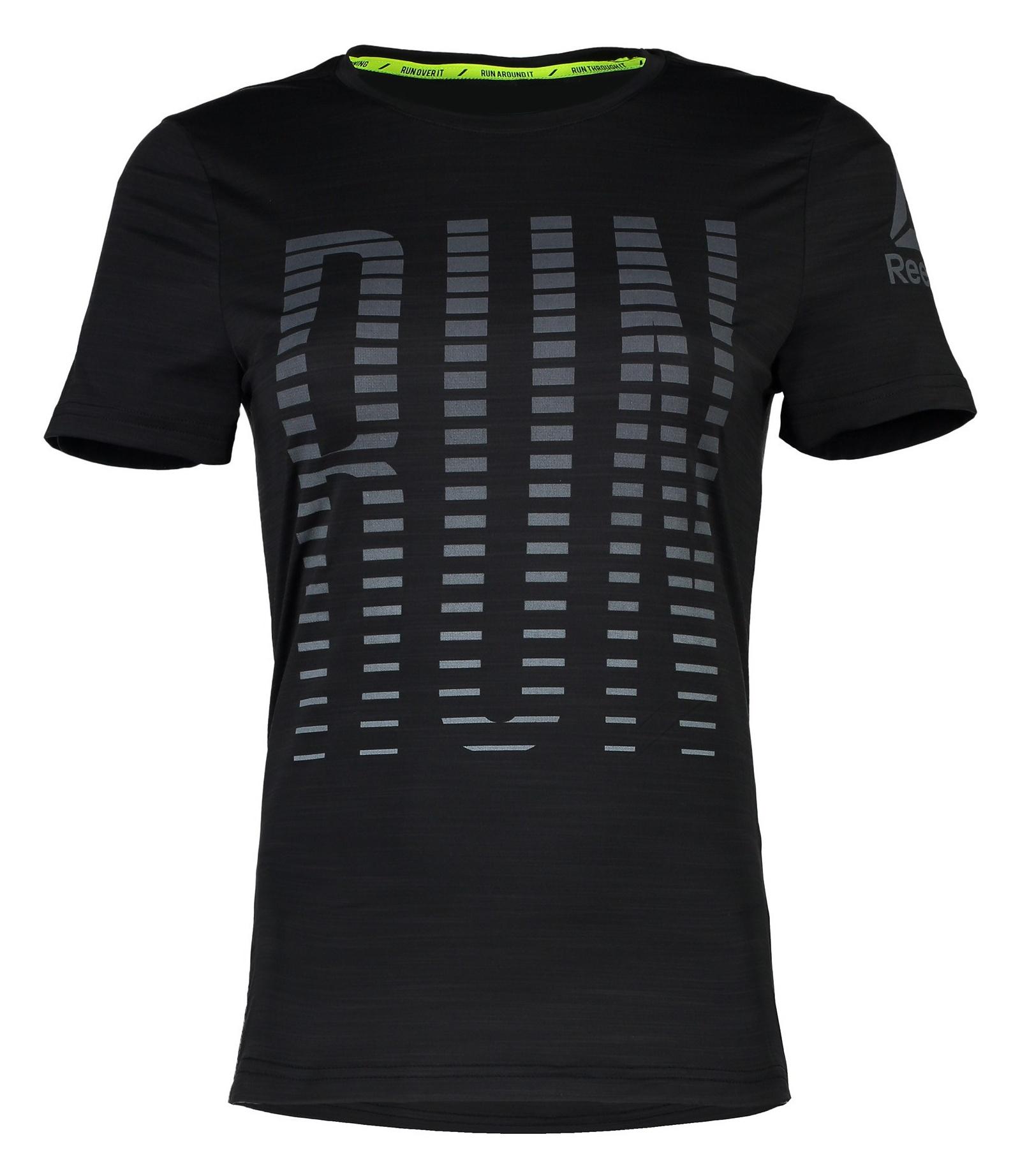 تی شرت ورزشی یقه گرد زنانه ACTIVCHILL - ریباک