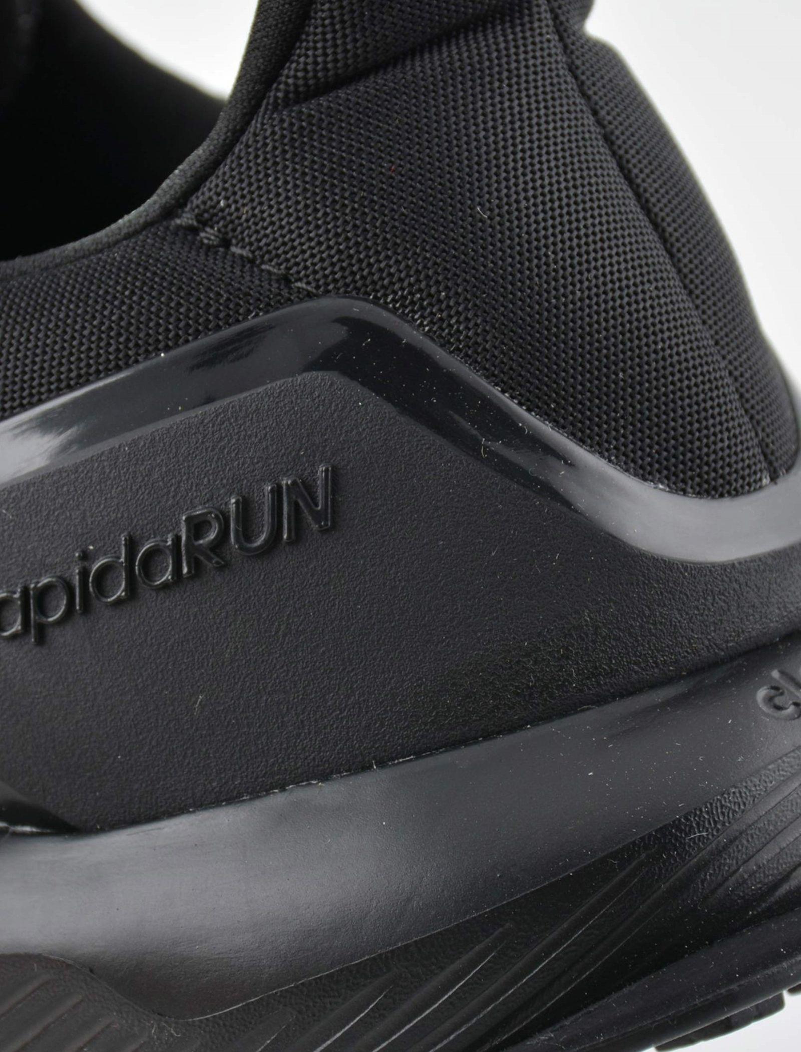 کفش دویدن بندی بچگانه RapidaRun - آدیداس - مشکي - 7