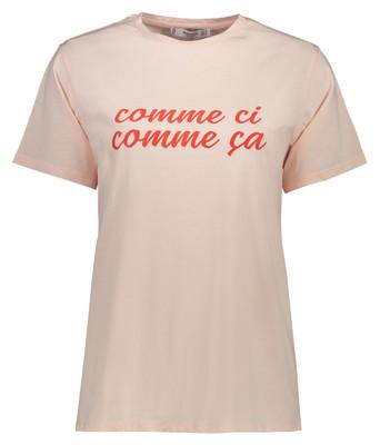 Photo of تی شرت نخی یقه گرد زنانه – مانگو