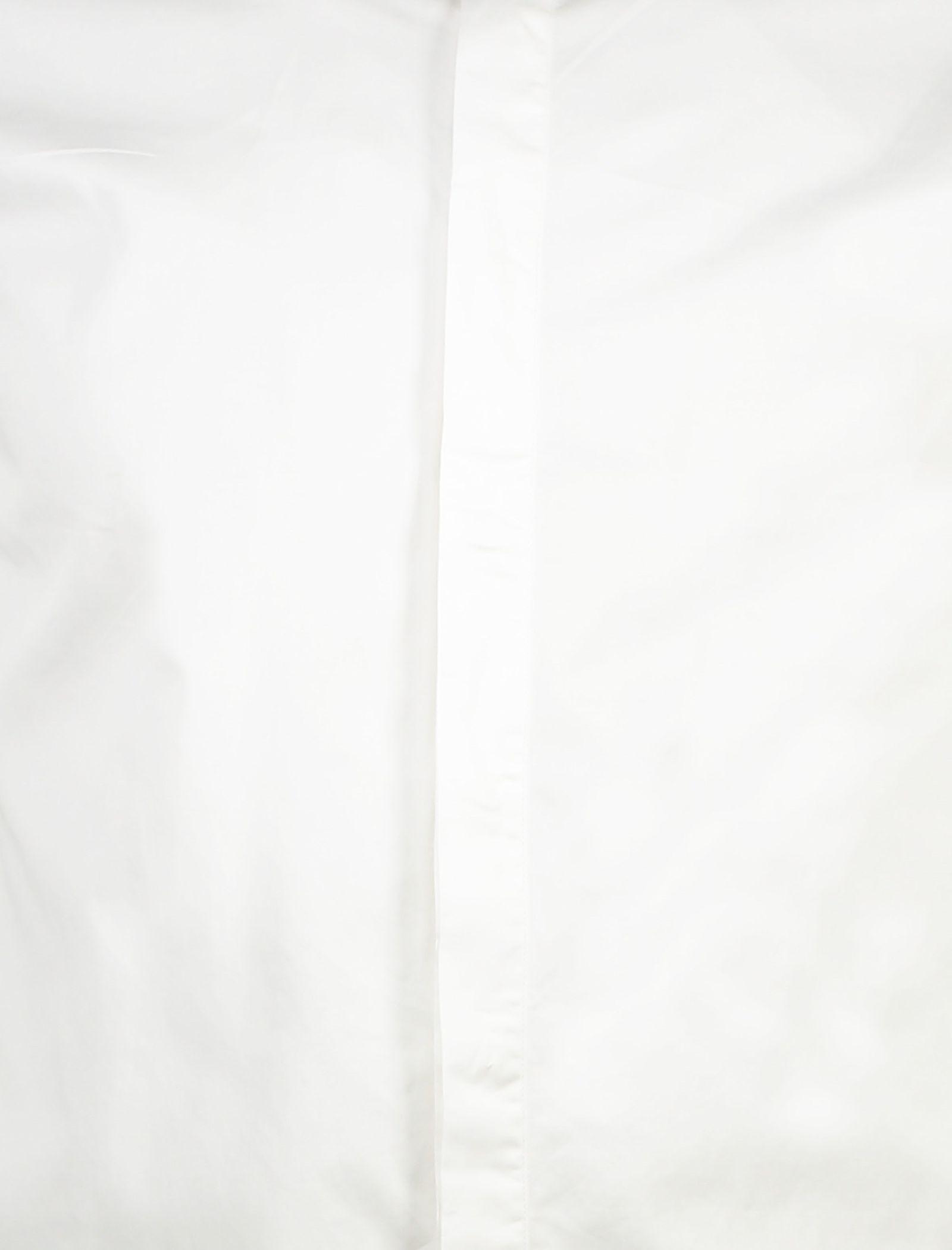 پیراهن نخی آستین بلند مردانه - مانگو - سفيد - 6